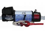 Лебедка HEW-9500 X Power с синтетическим тросом
